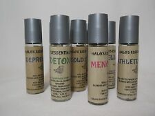 ASTHMA TREATMENT HALO'S ESSENTIAL OILS