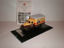 "1/43 105181 DIP MODELS GAZ KI-51 Van Box ""Photocamera"" Limited edition"