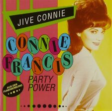 CD - Connie Francis - Party Power - #A1807