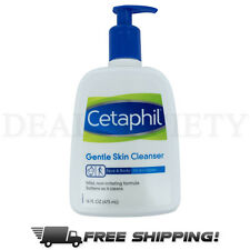 Cetaphil Gentle Skin Cleanser For All Skin Types Fragrance Free 16 FL OZ