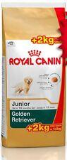ROYAL CANIN BREED GOLDEN RETRIEVER JUNIOR 14 kg SCAD. 03/17  crocchette per cane