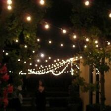 G40 25 Tungsten Lights With Clear Light Cue Decorative Light String