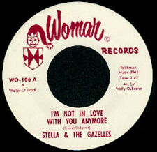 Stella & Gazelles-I'm Not In Love With You/Topics-Nicer Girl-Northern Soul 45