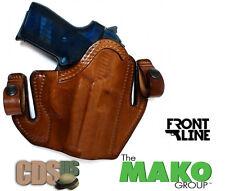 MAKO FRONT LINE DEEP CONCEALMENT TUCKABLE HOLSTER MAKAROV  FL90120-BR