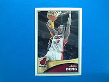 2015-16 Panini NBA Sticker Collection n.172 Luol Deng Miami Heat