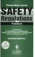Federal Motor Carrier Safety Regulations Pocketbook (7ORSA)