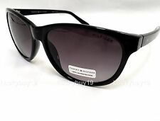 NWT Tommy Hilfiger JESSA Authentic Black Silver Sunglasses gift idea /233/ NEW