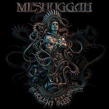 Meshuggah - The Violent Sleep Of Reason [New CD]