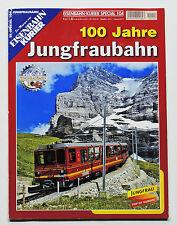100 Jahre Jungfraubahn - Eisenbahn Kurier - Special 104