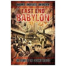 East End Babylon: The Story of the Cockney Rejects by Cockney Rejects (DVD,...