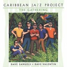 The Gathering by Caribbean Jazz Project (CD, Jul-2002, Concord Picante)