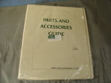 NEW JAGUAR DOCUMENT FOLDER PARTS AND ACCESSORY HOLDER