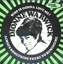 7inch DIONNE WARWICK who is gonna love me HOLLAND NEAR MINT