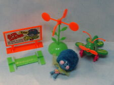 1969 Mattel Liddle Kiddle Upsy Downsy Baby So High Pilot Doll + Accessories*