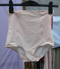 Yummie Tummie $62 BNWT Shaping Tricot Mesh Combo Shaping Corset Nude Panty SZ S