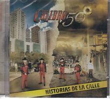 Calibre 50 Historias de La Calle CD New Nuevo Sealed