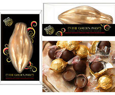 The Golden Pod by Willie's Cacao - 125g sea salt caramel chocolates - SAVE £5