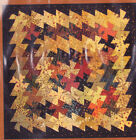 Itty Bitty Primitive Pinwheels - pieced quilt PATTERN plus Pinwheel Tool