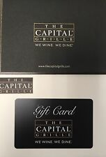 Darden Restaurants Capital Grille Gift Card $100 Use At Olive Garden, Yard House