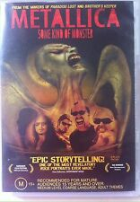 Metallica - Some Kind Of Monster (DVD, 2005, 2-Disc Set)