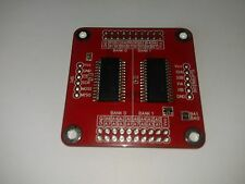 32-Port IO Expander for Arduino, chipKIT, Launchpad, Teensy, etc.