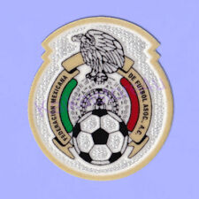 Mexico football Federation Soccer PATCH jersey Mexican FIFA Jersey TOPPA Badges