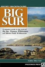 Hiking and Backpacking Big Sur: A Complete Guide to the Trails of Big Sur, Venta