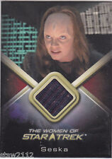 STAR TREK WOMEN OF WCC24 MARTHA HACKETT SESKA COSTUME