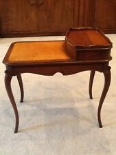Antique French Provincial Lamp/Side Table