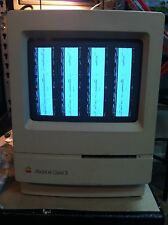 Macintosh Classic II M4150 - Lines On Screen - No Hard Drive