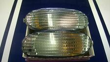 MG MGF pair of front Clear Indicators good lugs, good condition