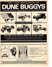 1970 MOTION MINICAR DUNE BUGGY / MEYERS MANX - BERRY MINI-T - C-CAB - TOAD ~  AD
