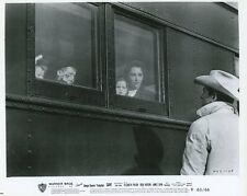 ELIZABETH TAYLOR ROCK HUDSON GIANT 1956 VINTAGE PHOTO ORIGINAL #9