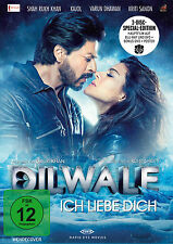 Dilwale - Ich liebe Dich - 3-DISC SPECIAL EDITION, Blu-ray + 2 DVD NEU + OVP!