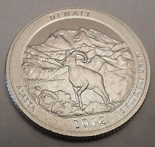 2012 S DENALI  *90% SILVER PROOF* QUARTER   **FREE SHIPPING**