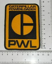 Aliens Movie Caterpillar PowerLoader PWL Logo iRon-on Embroidered Patch/ Badge