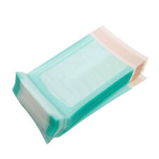 New 200Pcs Plastic Disposable Self-Sealing Sterilization Bags for Tattoo Tools