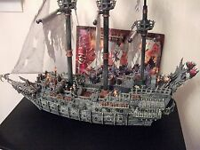 MEGA BLOKS,FLYING DUTCHMAN #1067,240 PCS,100%COMPLETE