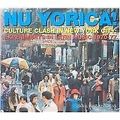 NU YORICA! Volume 1 Culture Clash in New York City (Soul Jazz) CD double album