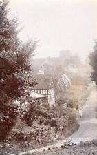 Cradley Nr Great Malvern Ledbury unused RP old pc