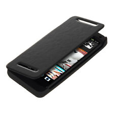 kwmobile AKKU FLIP CASE FÜR HTC ONE M7 HÜLLE COVER POWER BANK 2500 MAH EXTERNER