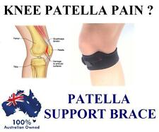 KNEE PATELLA BRACE FOOTBALL TENNIS JUMPER RUNNER STRAP SPORT COMPRESSION SUPPORT