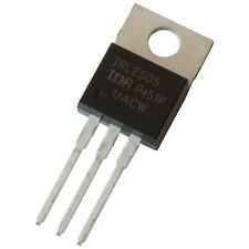 IRL2505 International Rectifier MOSFET Transistor 55V 104A 200W 0,008R 855697
