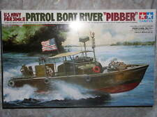 Tamiya 1/35 US Navy PBR 31MK.II Patrol Boat River Pibber Model Ship Kit #35150