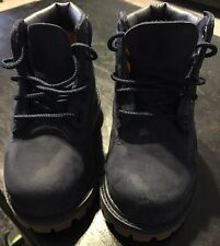 Timberland Toddler Classic 6 Inch Boot Navy Blue  Size 5