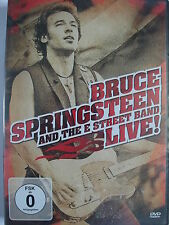 Bruce Springsteen & E Street Band LIVE - Caddilac Ranch, Because the Night