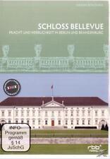 Schloss Bellevue Pracht und Herrlichkeit in Berlin und Brandenburg DVD Neu!