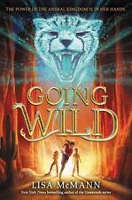 Going Wild, McMann, Lisa, Good Book