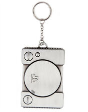 Sony PlayStation PS1 One Console Metal Keychain Keyring | Official (New)