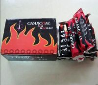 Box of 100 Hookah Sheesha Charcoal Coal EZ Light Hookah Light